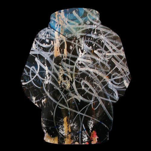New Graffiti Paint 3D Hoodies Streetwear Fashion Men Clothes Hoody Autumn Hip Hop 3D Print Sweatshirts Couples