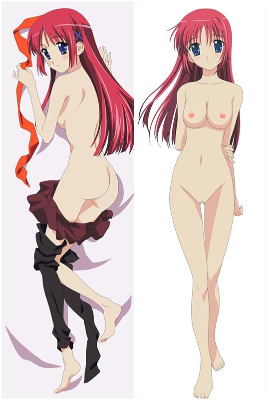 D.C. ~da capo~ Anime Dakimakura Hugging Body Pillow Cover