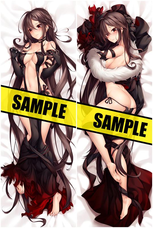 Fate Grand Order Yu Mei Ren Anime Dakimakura Character Body Pillow