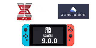 sx os switch firmware 9.0 atmosphere