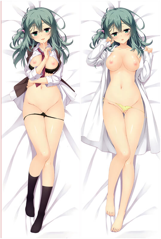 RIDDLE JOKER Mayu Shikibe Anime Dakimakura Character Body Pillow