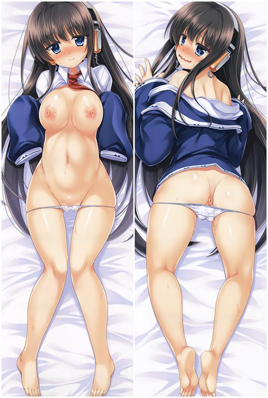 Azur Lane Long Island Love Pillow Anime Dakimakura Pillowcase