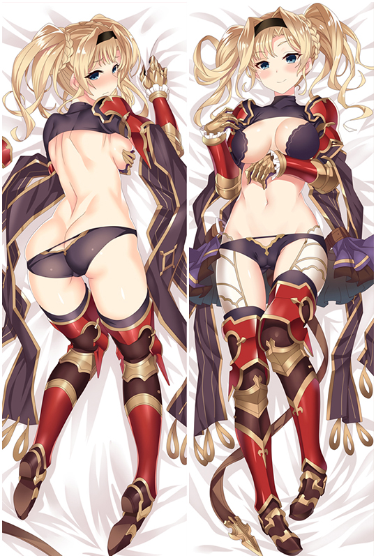 Azur Lane Japanese Waifu Pillow Dakki Pillow Cover