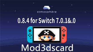 News - Atmosphere 0 8 4 released for Switch 7 0 X