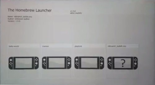 Nintendo Switch hacking guide with or without flashcard – Mod3dscard