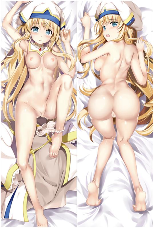 Goblin Slayer Priestess Love Pillow Anime Dakimakura Pillowcase