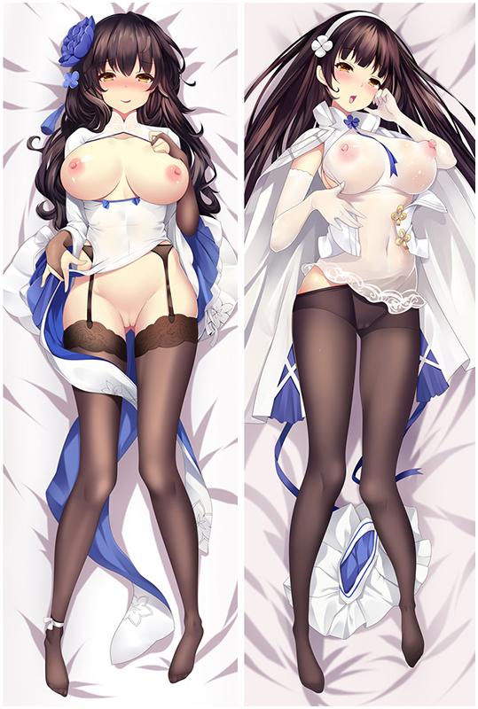 Girls' Frontline Love Pillow Anime Dakimakura Pillowcase