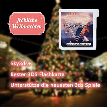 sky3ds+ christmas
