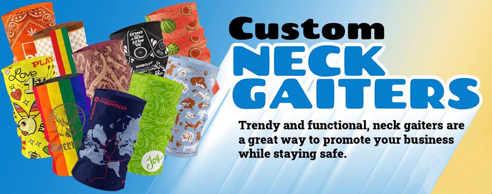 custom neck gaiters usa