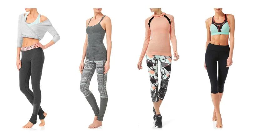 custom stylish sportswear supplier