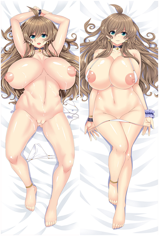 galgame Anime Dakimakura Hugging Body Pillow Cover