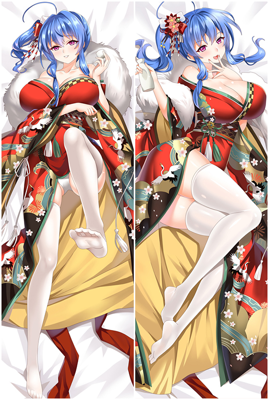 Azur Lane Lucky Lou Anime Dakimakura Character Body Pillow