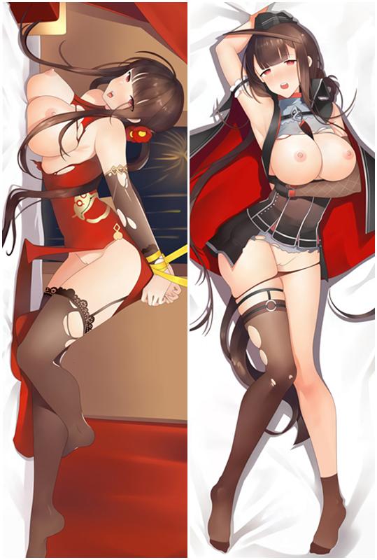 Girls Frontline Anime Dakimakura Character Body Pillow