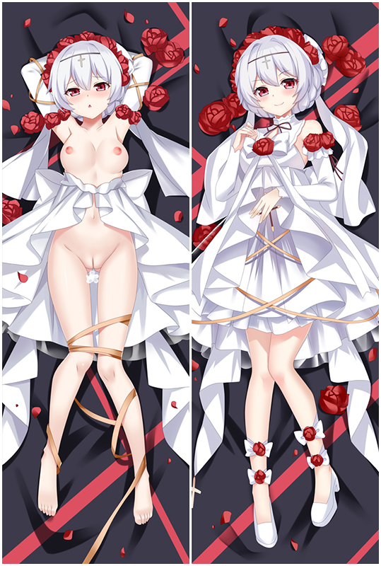 Guns GirlZ Anime Dakimakura Character Body Pillow
