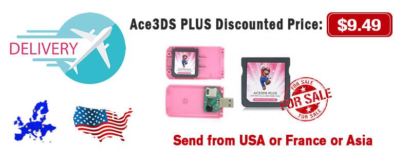 ace3ds plus voucher code