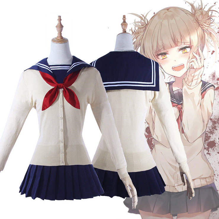 Himiko Toga cosplay tutorial - How to make by cheap and ...