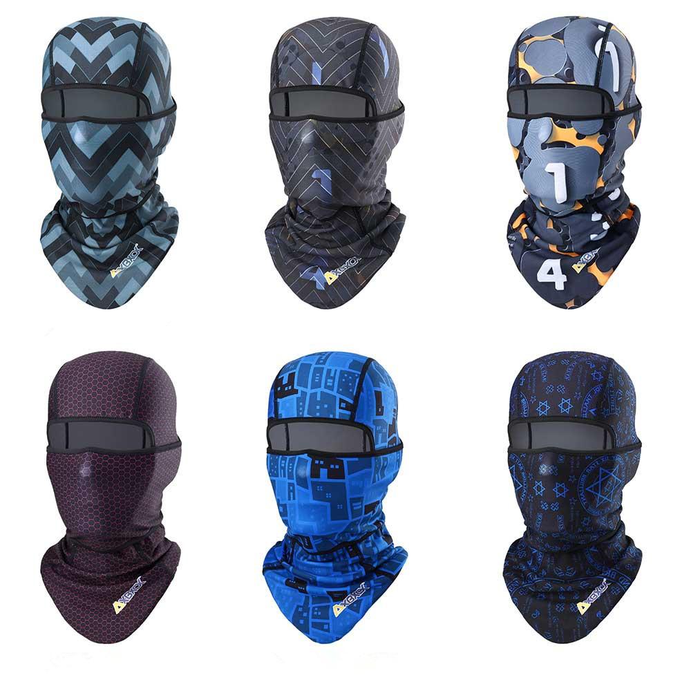 custom full face masks