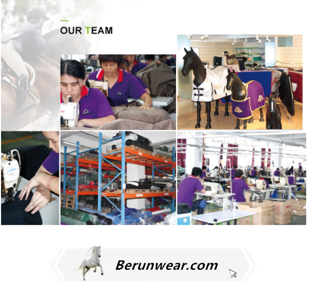 riding horse apparel manufacturer