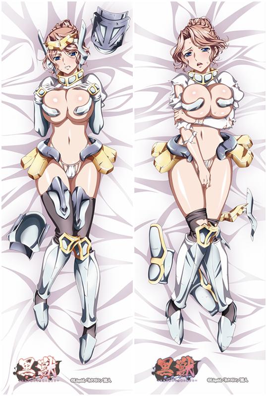 Liquid Claudia Anime Dakimakura Character Body Pillow