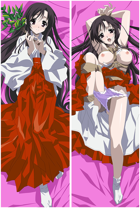 School Days Katsura Kotonoha Love Pillow Anime Dakimakura Pillowcase