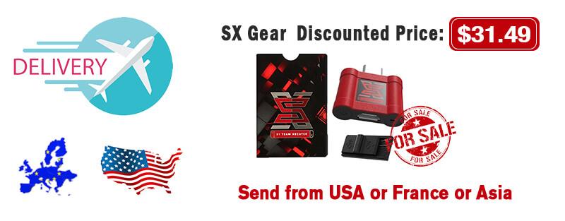 sx gear promo code