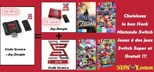 Tuto SX Gear| Comment injecter payload sx os ou hekate et plus encore sur votre Nintendo Switch dans Nintendo Switch 69bd9683-d406-4849-a788-355442797749