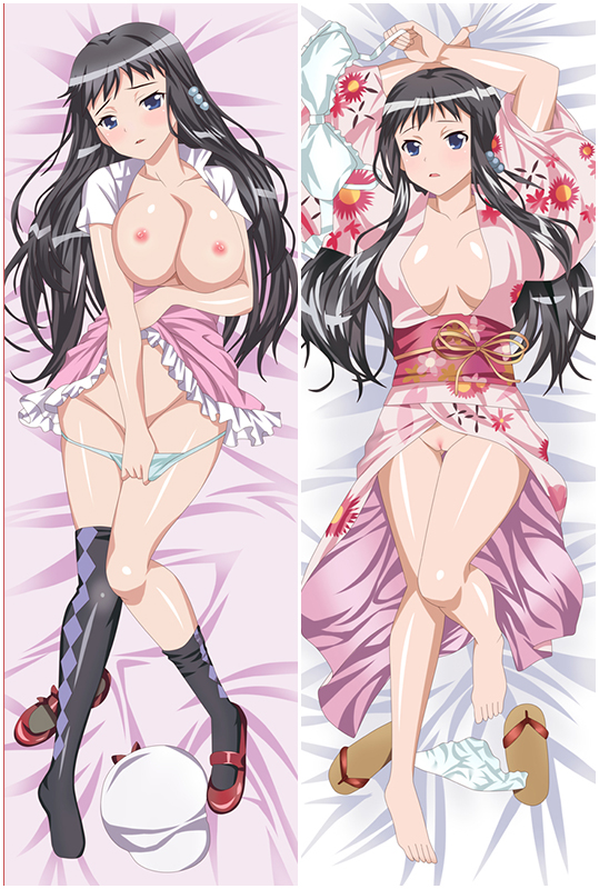 裏番組 Anime Dakimakura Character Body Pillow