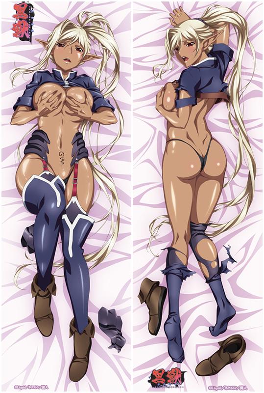 Liquid Chloe Japanese Dakimakura Anime Body Pillowcase