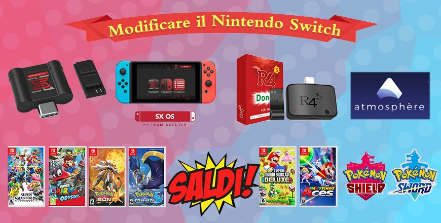modifica switch 9.0.1