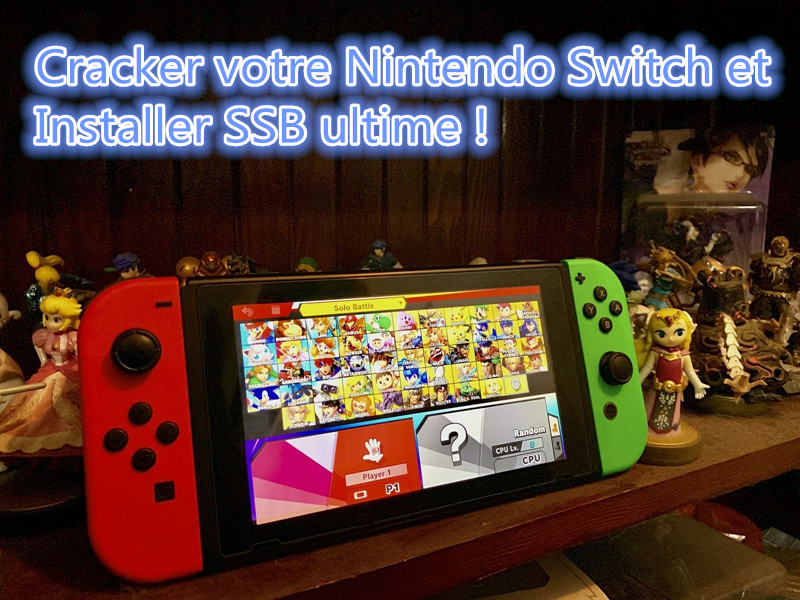 Cracker votre Nintendo Switch et Installer rom/backup Super Smash Bros. Ultimate Gratuit dans Nintendo Switch 70c6ecf5-8528-412a-9e50-c918a11c3827
