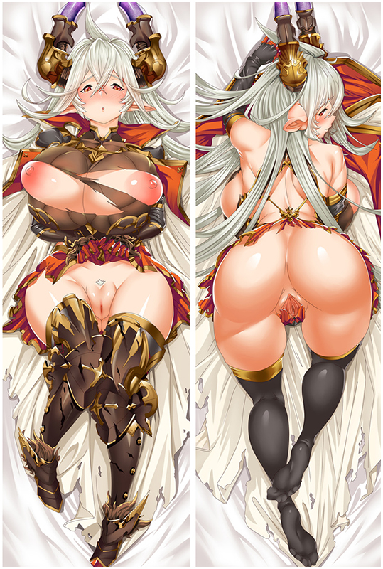 Granblue Fantasy Love Pillow Anime Dakimakura Pillowcase