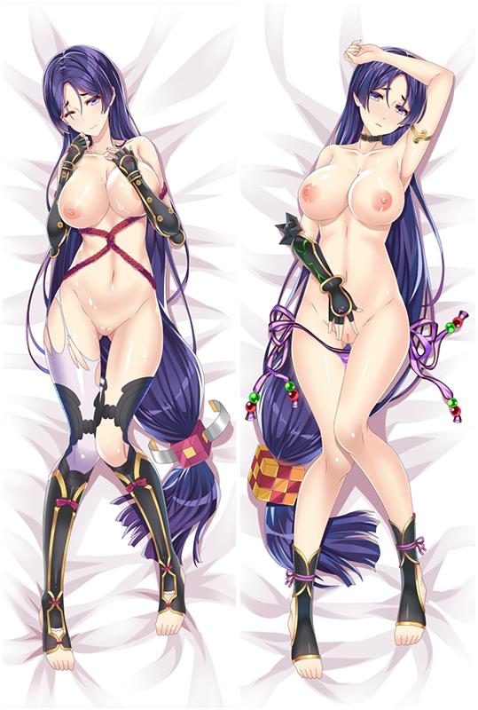 Fate/Grand Order Minamoto no Raikou Japanese Dakimakura Anime Body Pillowcase