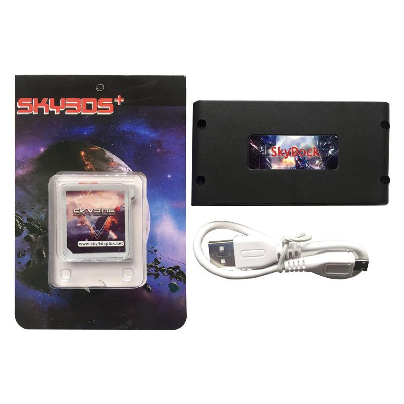 sky3ds+ nouveau emballage