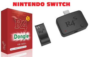 r4 card for Nintendo Switch