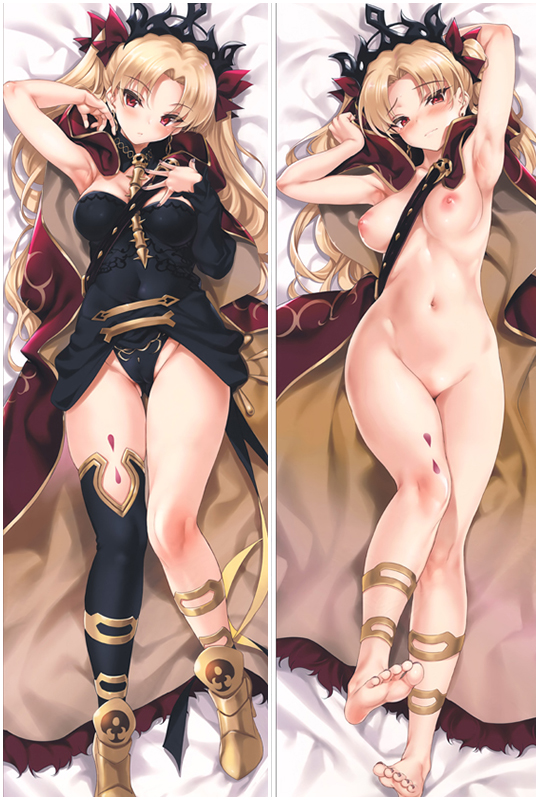 Fate Grand Order Ereshkigal Love Pillow Anime Dakimakura Pillowcase