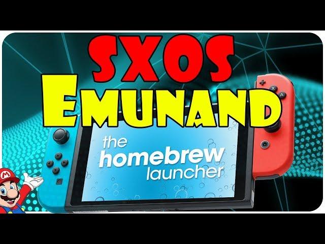 Nintendo Switch Emunand et Nand, des connaissances générales