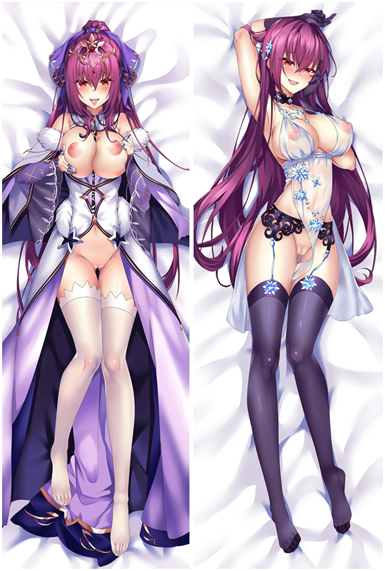 Fate/Grand Order Scáthach-Skaði Japanese Waifu Pillow Dakki Pillow Cover