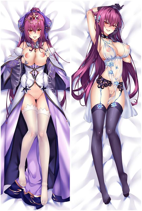 Fate/Grand Order Scáthach-Skaði Japanese Waifu Pillow Dakki Pillow Cover