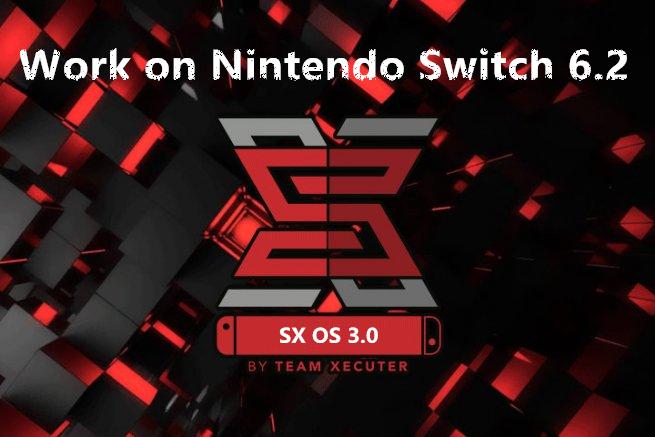 ReiNX 2 0 CFW supports Nintendo Switch 6 2 – Xucutersxpro