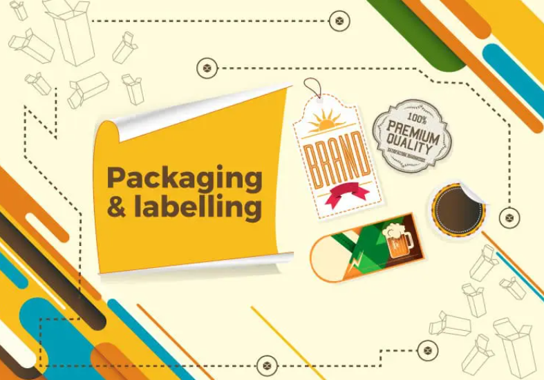 package and label custom