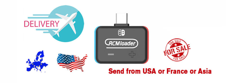 RCMLOADER ONE BUY FROM USA UK