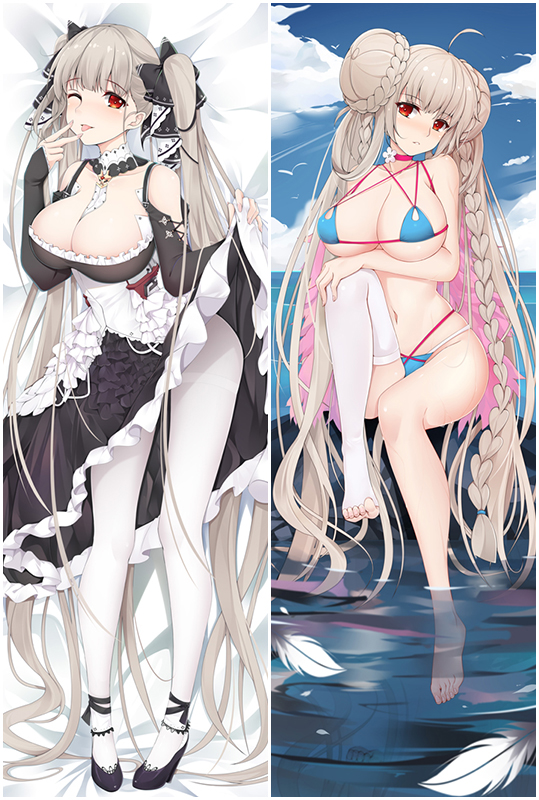 Azur Lane Formidable Anime Dakimakura Character Body Pillow