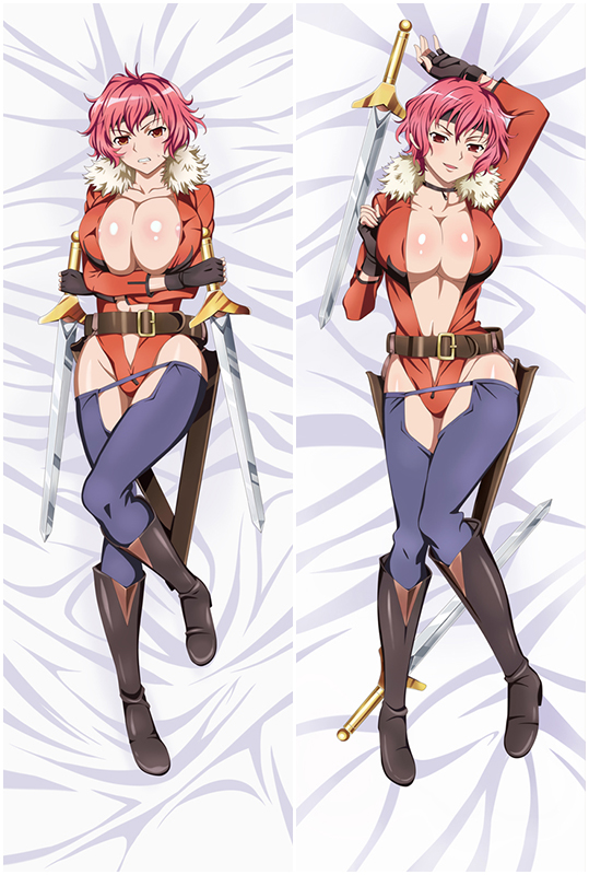 Black Beast Maia Anime Dakimakura Character Body Pillow