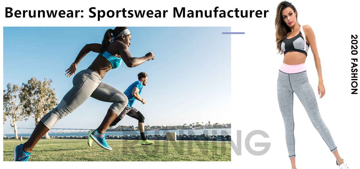 sports clothing manufacturer china
