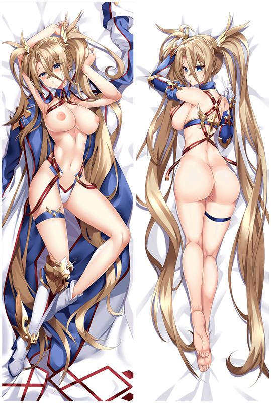 Fate Bradamante Japanese Dakimakura Anime Body Pillowcase