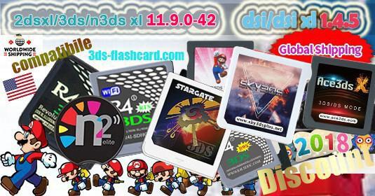Nintendo 3ds/2ds V 11.9.0-42