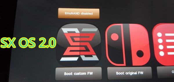 Tuto SX OS 2.0|Installer l'emuNAND et les homebrews sur Nintendo Switch dans Xecuter SX OS b6c9a6e2-128a-45a9-b1be-40e8473a23b0
