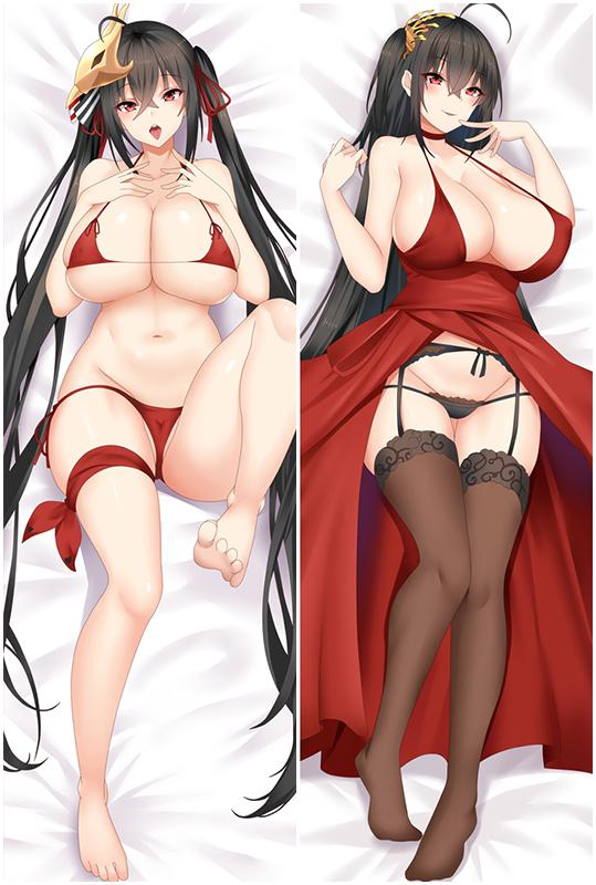 Azur Lane Anime Dakimakura Character Body Pillow