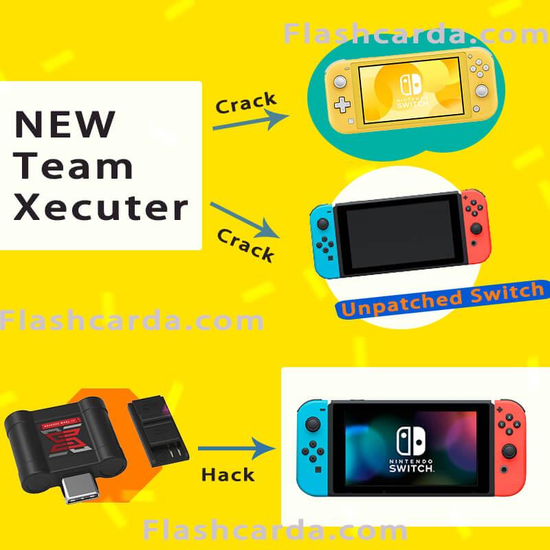 Nintendo switch hack guide
