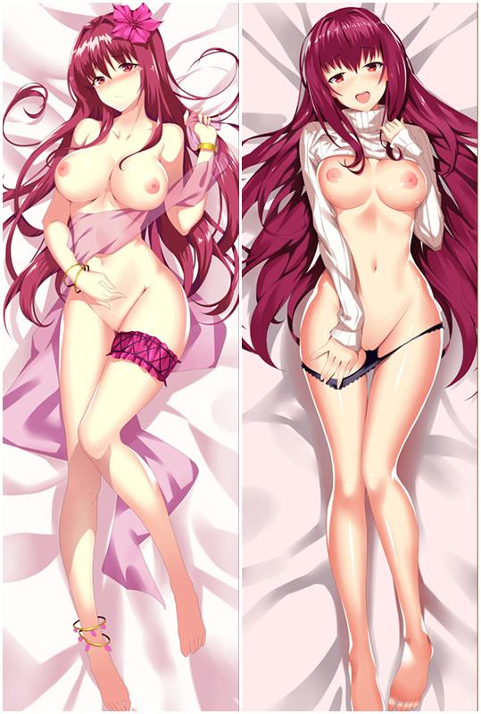 Fate Grand Order Jeanne d'Arc Love Pillow Anime Dakimakura Pillowcase